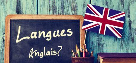 Langue Anglais