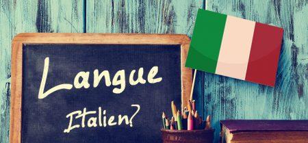 Langue Italien